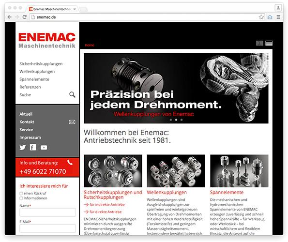 ENEMAC Website